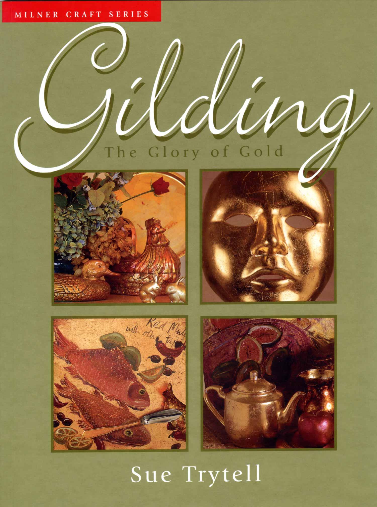 Gold Leaf Company Gilder For Frames Furniture Artwork